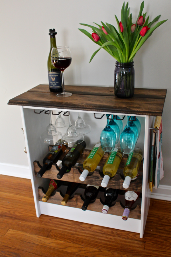Do It Yourself Home Decorating Ideas: 22 Diy Wine Rack Ideas, Offer A Unique Touch To Your Home