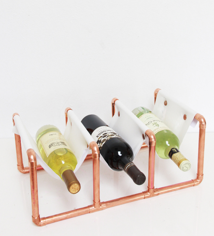 22 Diy Wine Rack Ideas, Offer A Unique Touch To Your Home