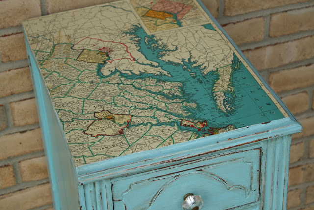 Do It Yourself Furniture Ideas: 23 Furniture Ideas And Tips: Decoupage