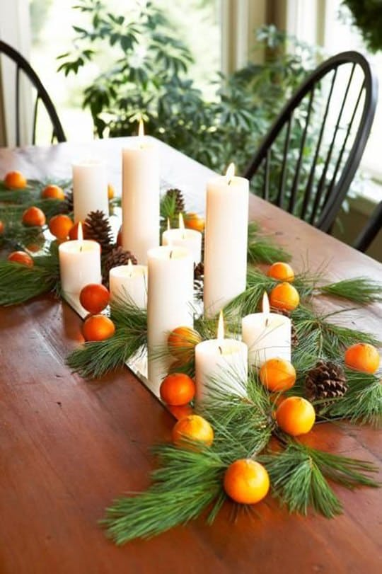 18 Christmas Centerpieces Decoration Ideas Which Bring The Entire Family Together