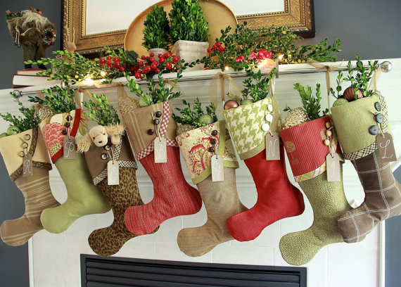 16 Christmas Stockings Which Highlight The Festival Charm