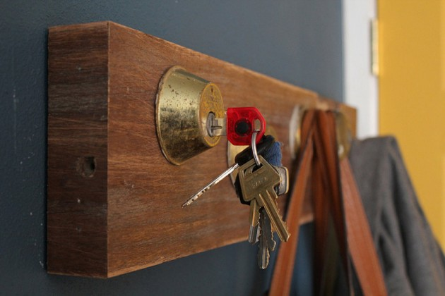 19 Diy Key Holder ideas, the most adorable ideas