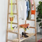 22 Diy Ladder Repurpose Ideas, serve multi-purposes