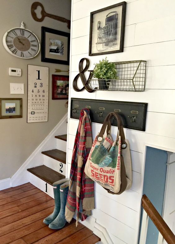 21 Farmhouse Decoration Ideas