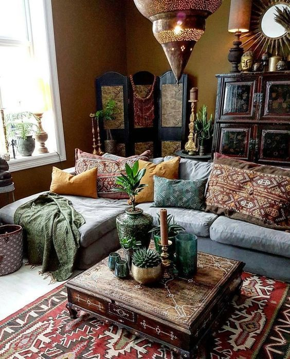 Do It Yourself Home Design: 18 Moroccan Style Home Decoration Ideas