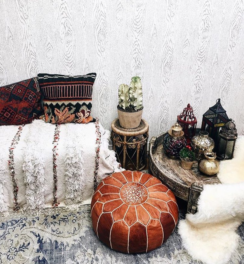 18 moroccan style home decoration ideas diy decor for Moroccan style home accessories