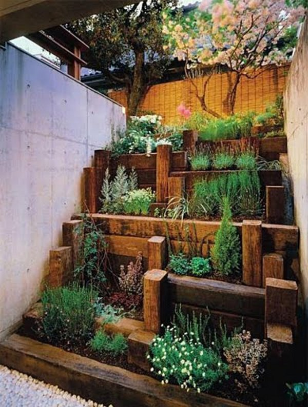 16 space saving vertical garden ideas
