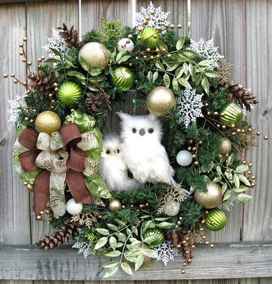 Christmas wreath Ideas for new season