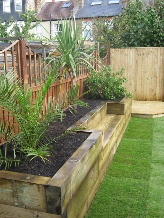 Garden bed and planter ideas