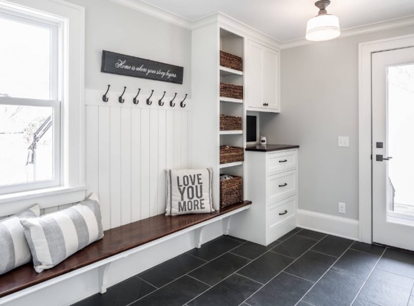 13 Mudroom Design Ideas