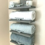 The Most Beautiful Ideas for DIY towel Holder/Rack