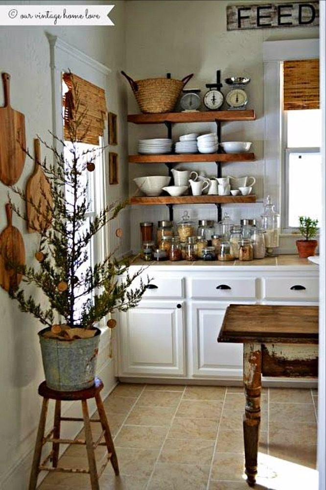 kitchen shelves ideas (2)