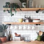kitchen shelves ideas (6)