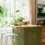 Easy and Workable Rolling kitchen island ideas
