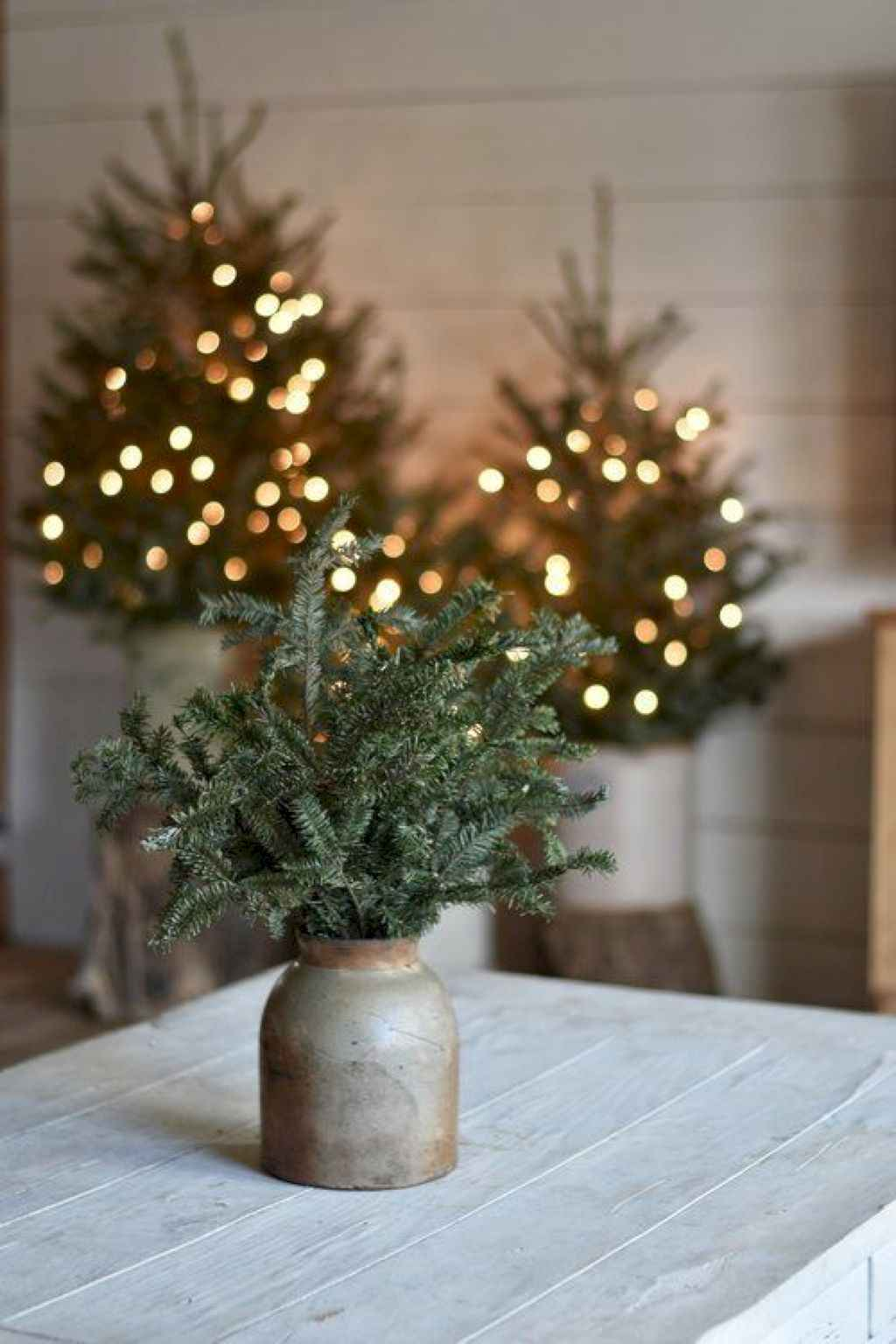 inspiring Ideas for Rustic Christmas Decorations (2)
