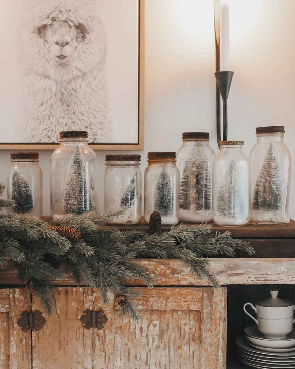 inspiring Ideas for Rustic Christmas Decorations (7)